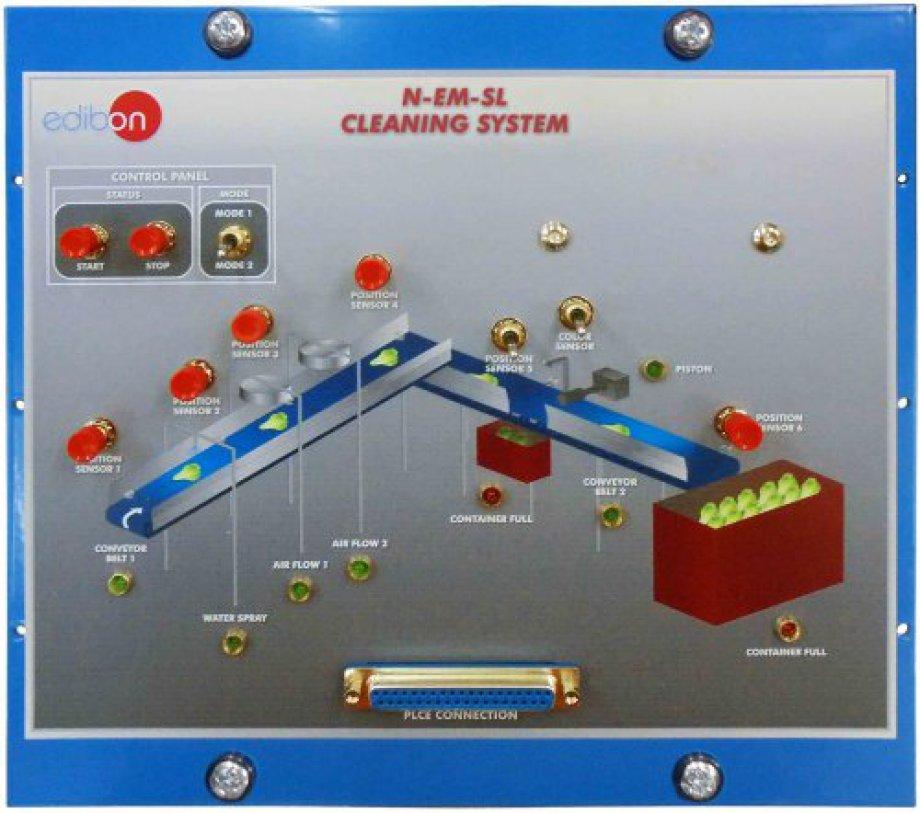 N-EM-SL Cleaning System