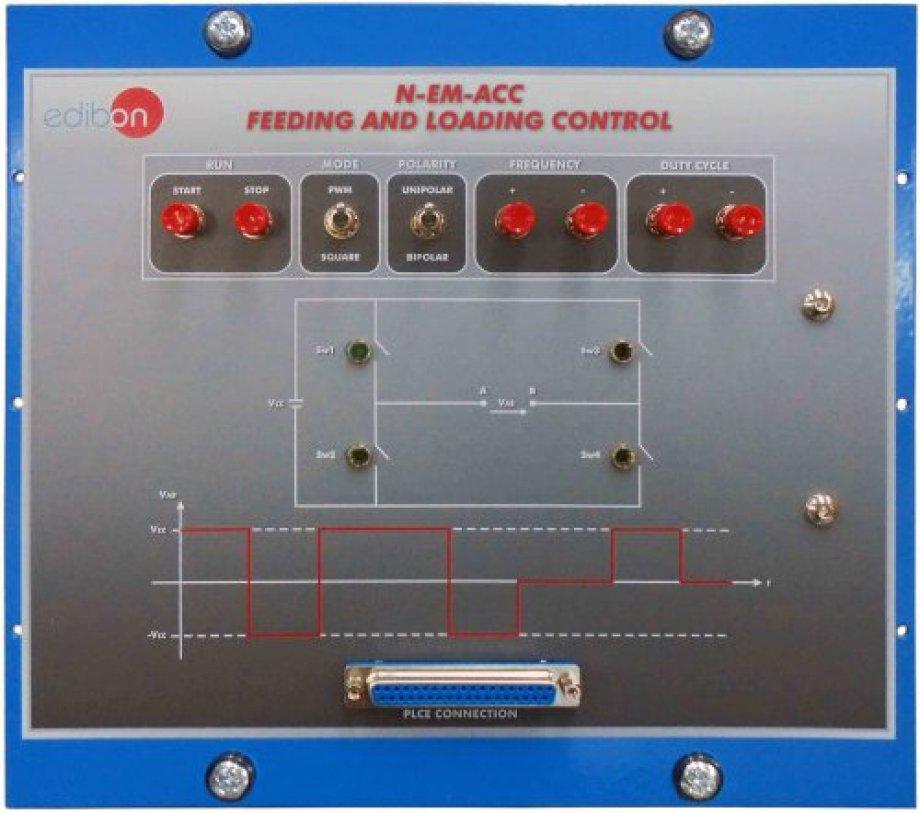 N-EM-ACC Feeding and Loading Control