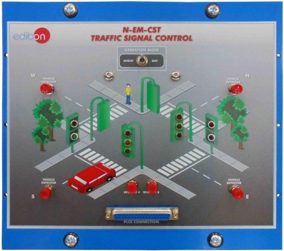 N-EM-CST Traffic Signal Control
