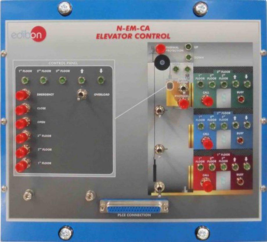 N-EM-CA Elevator Control