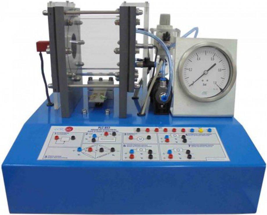 PLC-BS3 Pressure Test Module for PLC
