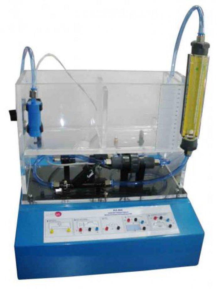 PLC-BS4 Flow Test Module for PLC