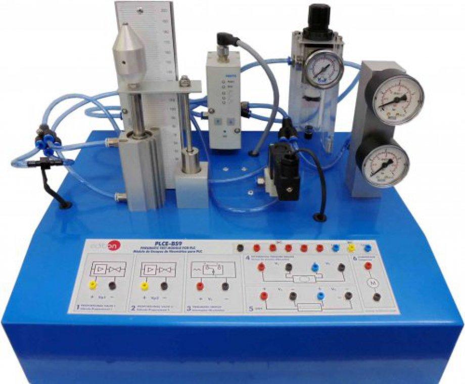 PLC-BS9 Pneumatic Test Module for PLC
