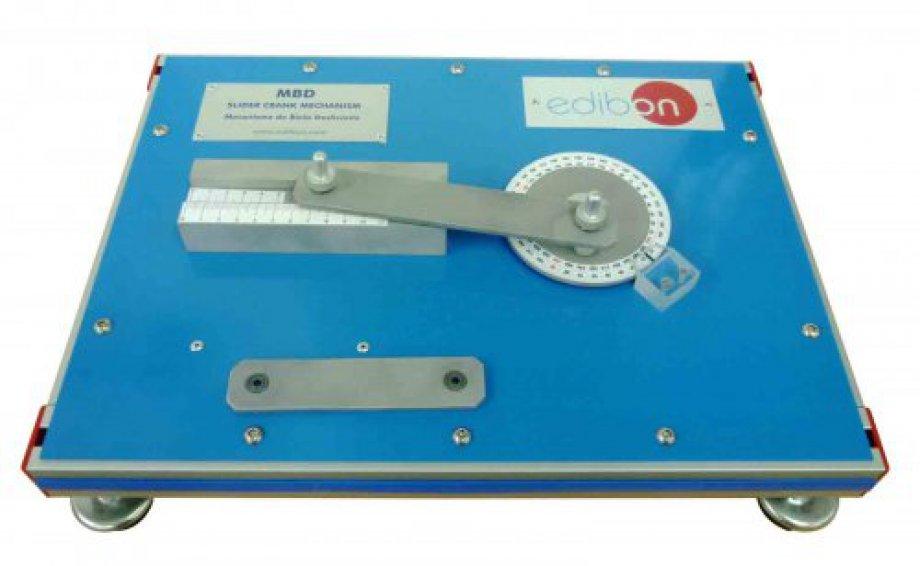 MBD Slider Crank Mechanism