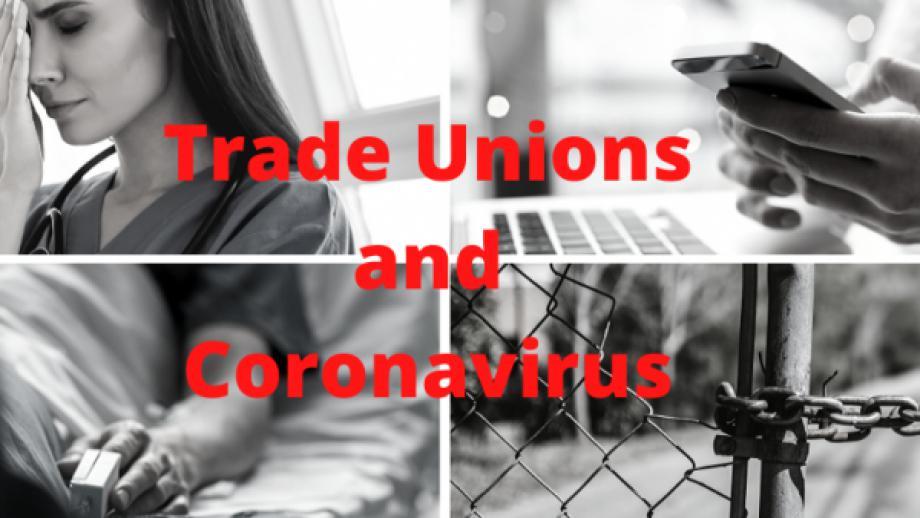 ETUC: Salgın ve Salgının Neden Olduğu Kriz İşçilerin Sırtına Yüklenemez