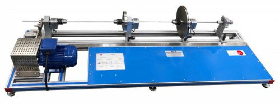 MEVTC Computer Controlled Torsional Vibration Unit