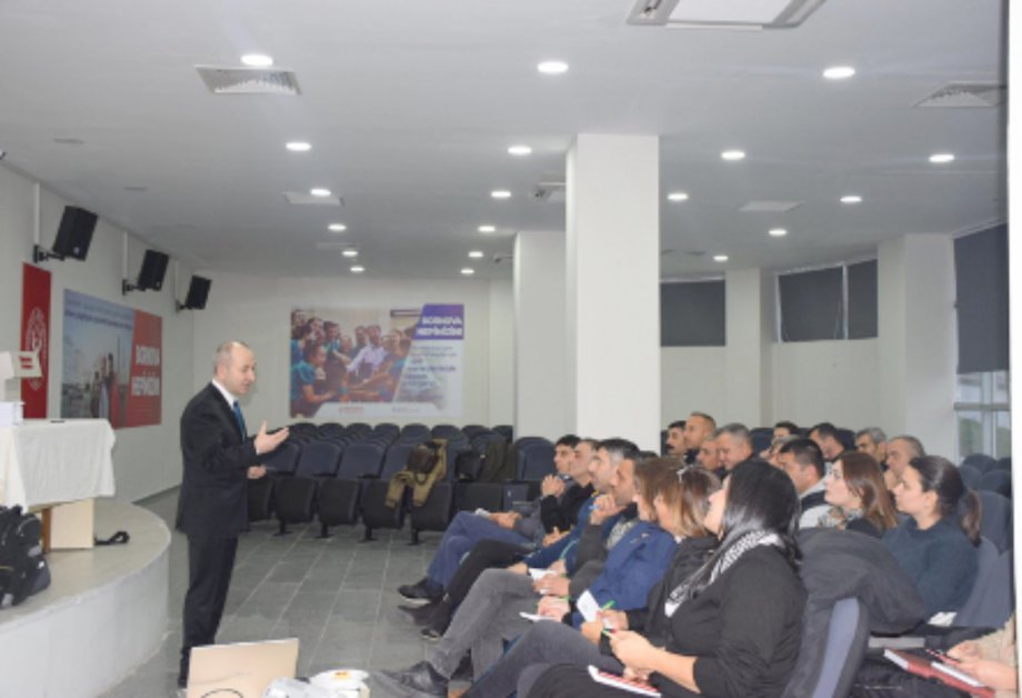 Ocak-Şubat 2020'de Şube Temsilciler Kurulu Eğitimleri