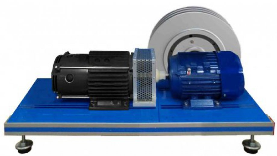 ADSG Unit to Study the Alignment of Drives, Shafts and Gears
