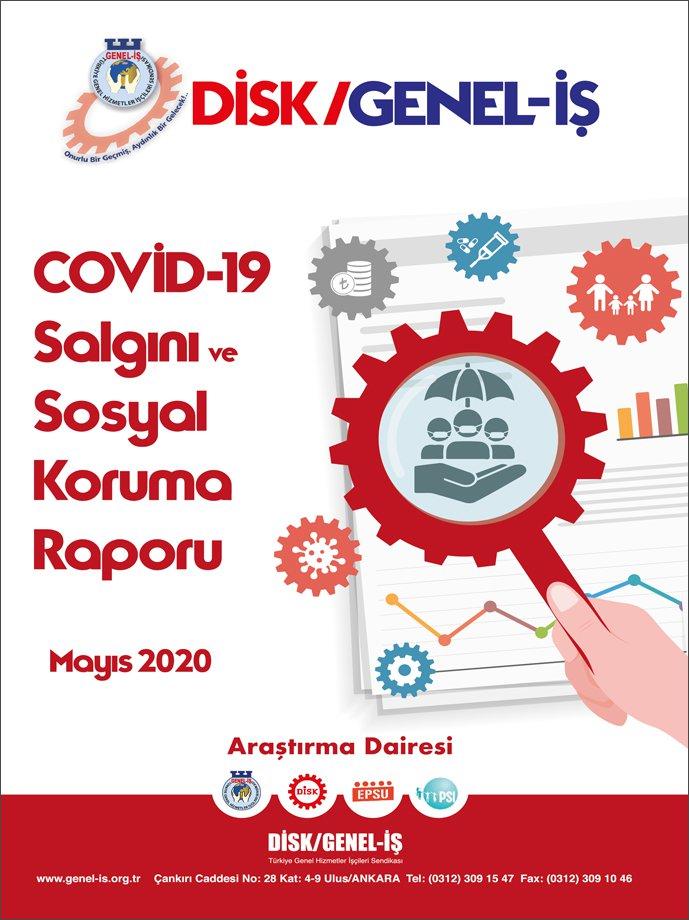 COVİD-19 Salgını ve Sosyal Koruma Raporumuz Yayımlandı