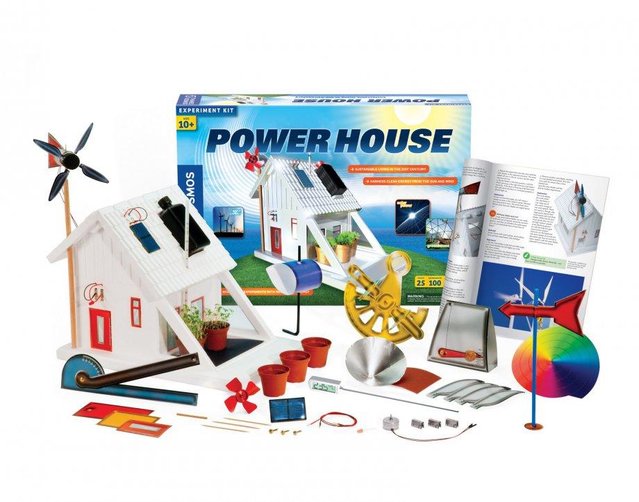 5394 Power House – Green Essentials