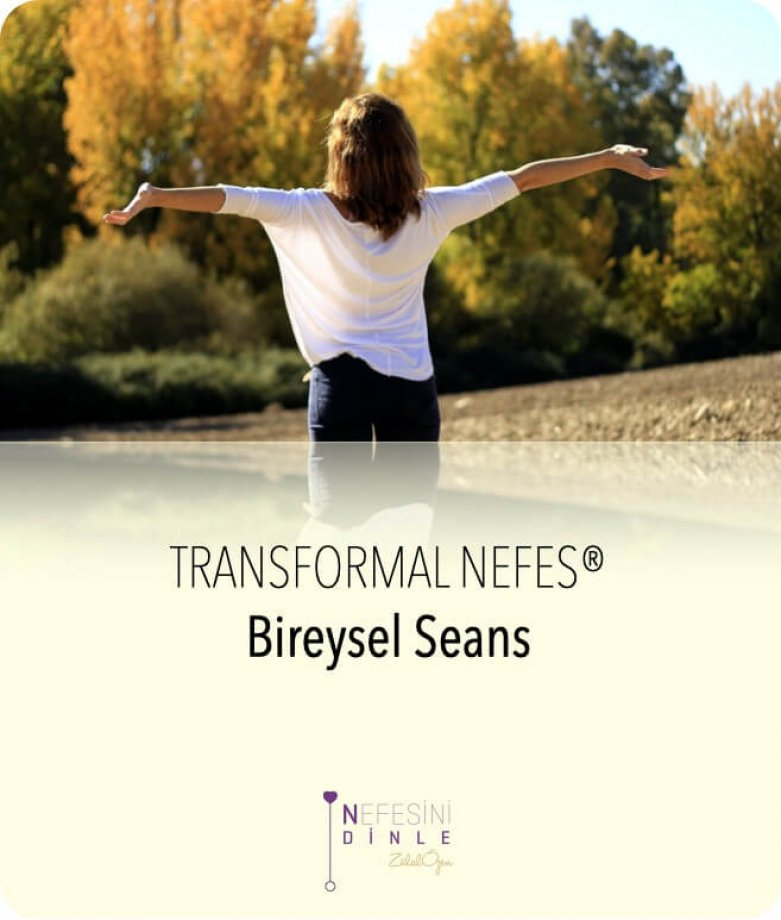 Transformal Nefes® Bireysel Seans