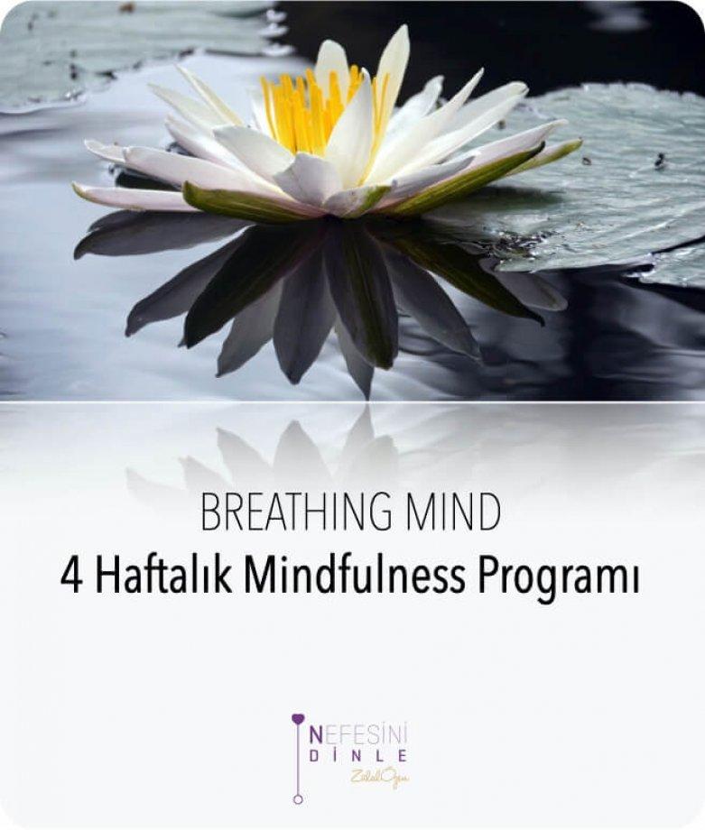 Breathing Mind 4 Haftalık Mindfulness Programı