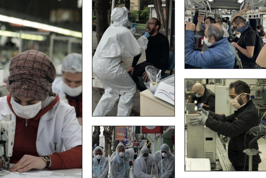 DİSK-AR: COVID-19 ile İşçilerin Gelirleri Azaldı, Borçları ve Kaygıları Arttı