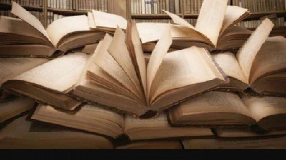 Yurt Dışı Kitap Bölümleri