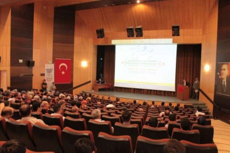 Ankara Tıp Göz Akademik Programı Çerçevesindeki Seminer, Tez Sunumu ve Konferanslar