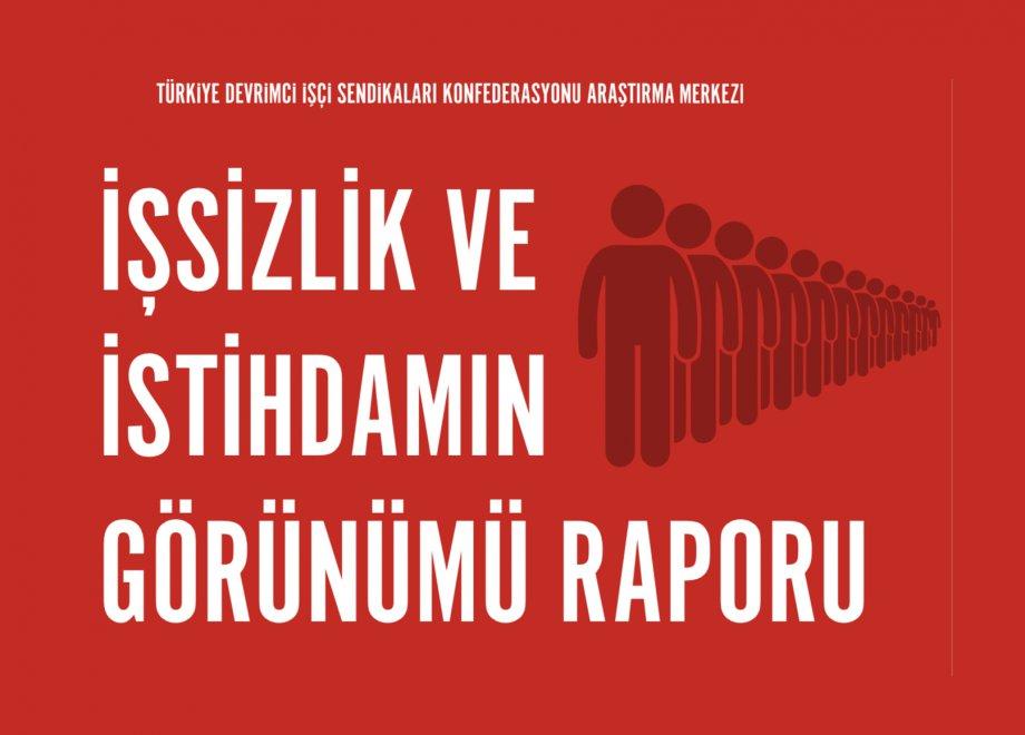 Türkiye Tarihinin En Büyük İşsizliği ve İstihdam Kaybı: 17,7 Milyon