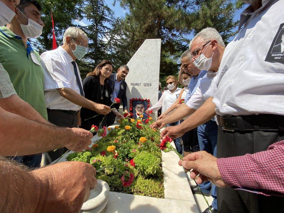 Mahmut Seren'i Aramızdan Ayrılışının 13.Yılında Saygı, Sevgi ve Özlemle Andık
