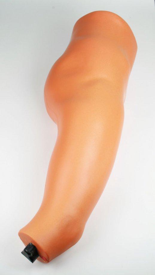 Fleximodel suture leg