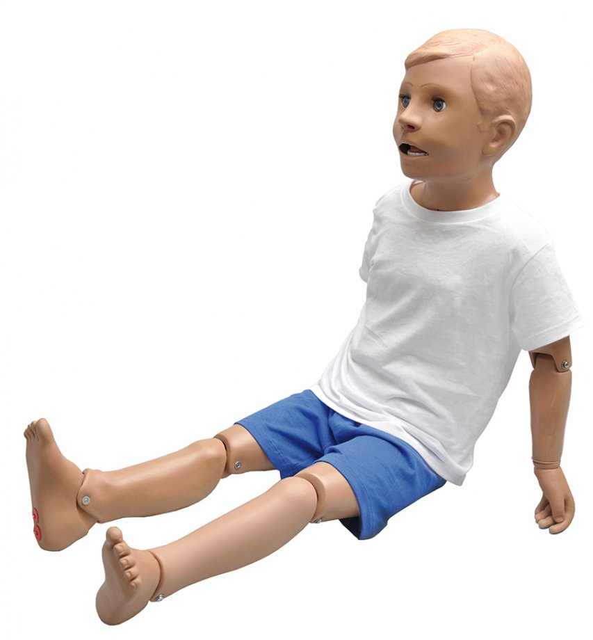 Five Year Pediatric Care Simulator