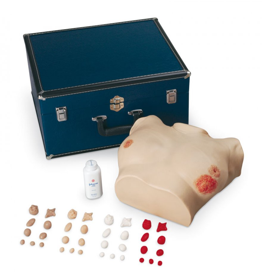 Advanced Breast Exam Simulator