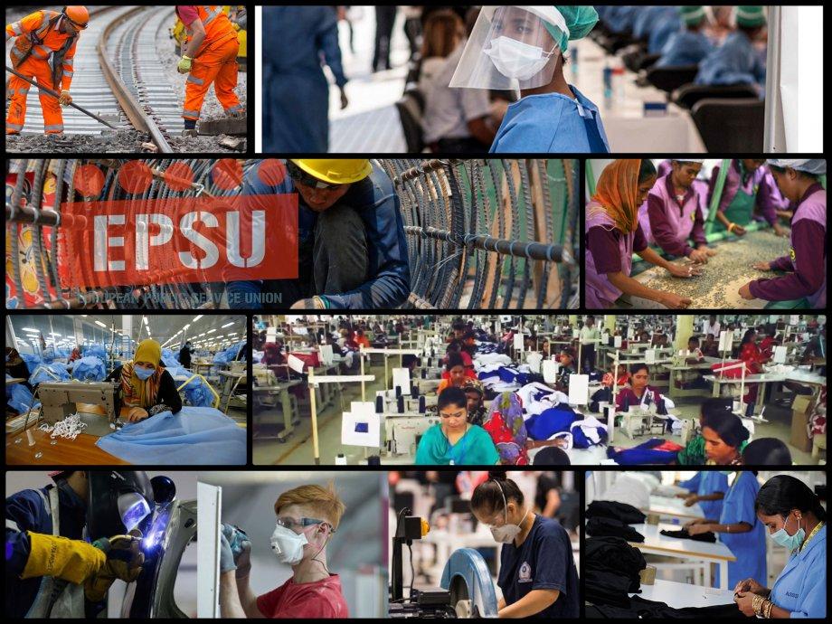 EPSU: İnsana Yaraşır İş İçin Yeni Bir Sosyal Sözleşme