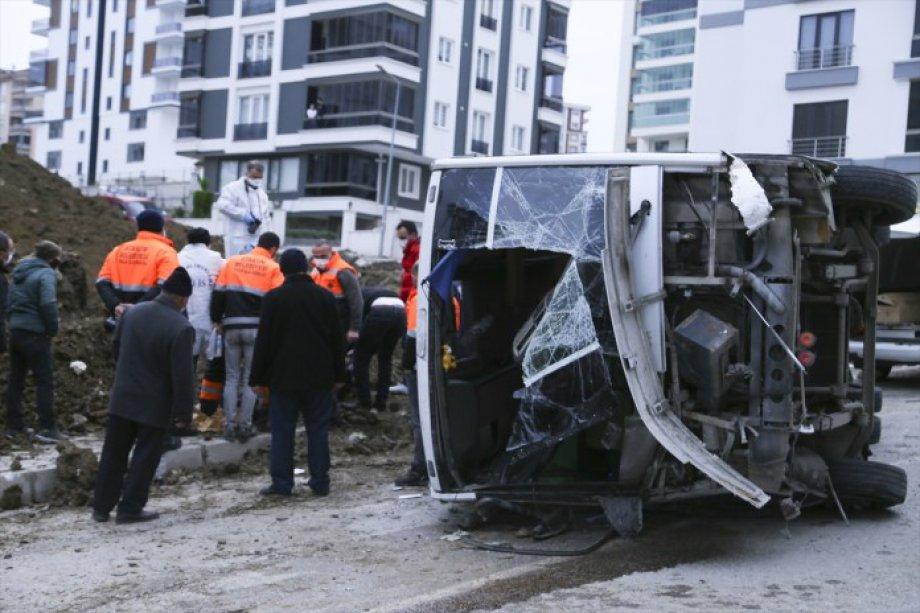 Atakum Belediyesi'nde İki Üyemizi İş Kazasında Kaybettik