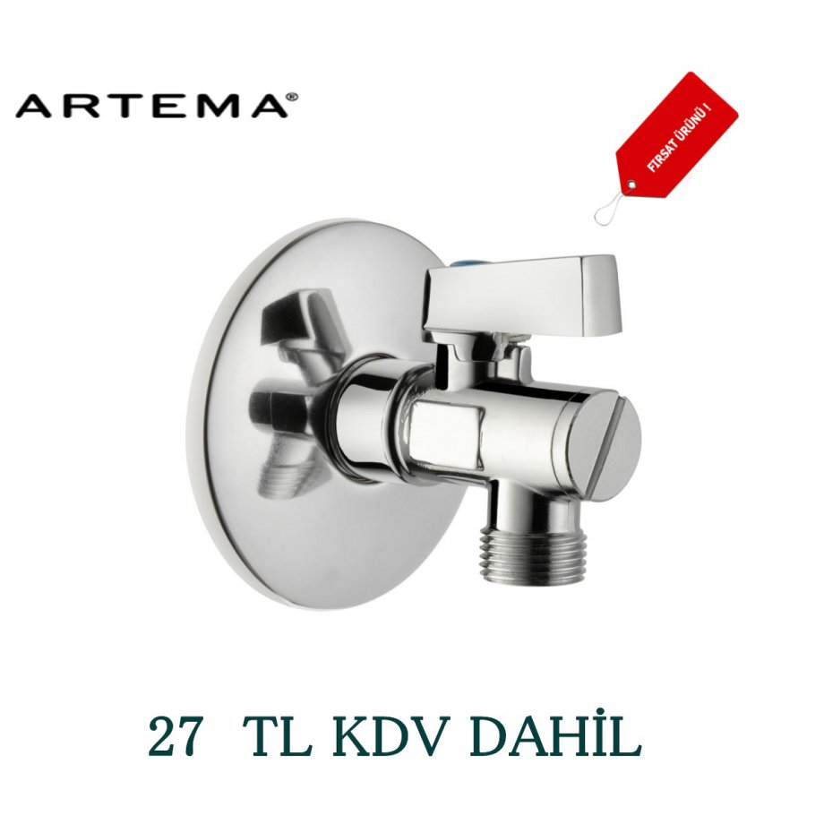 Artema Filitreli Ara Musluk (A45200)
