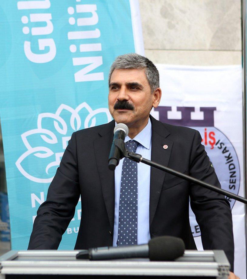 Nilüfer Belediyesi'nde Toplu İş Sözleşmesi İmzaladık