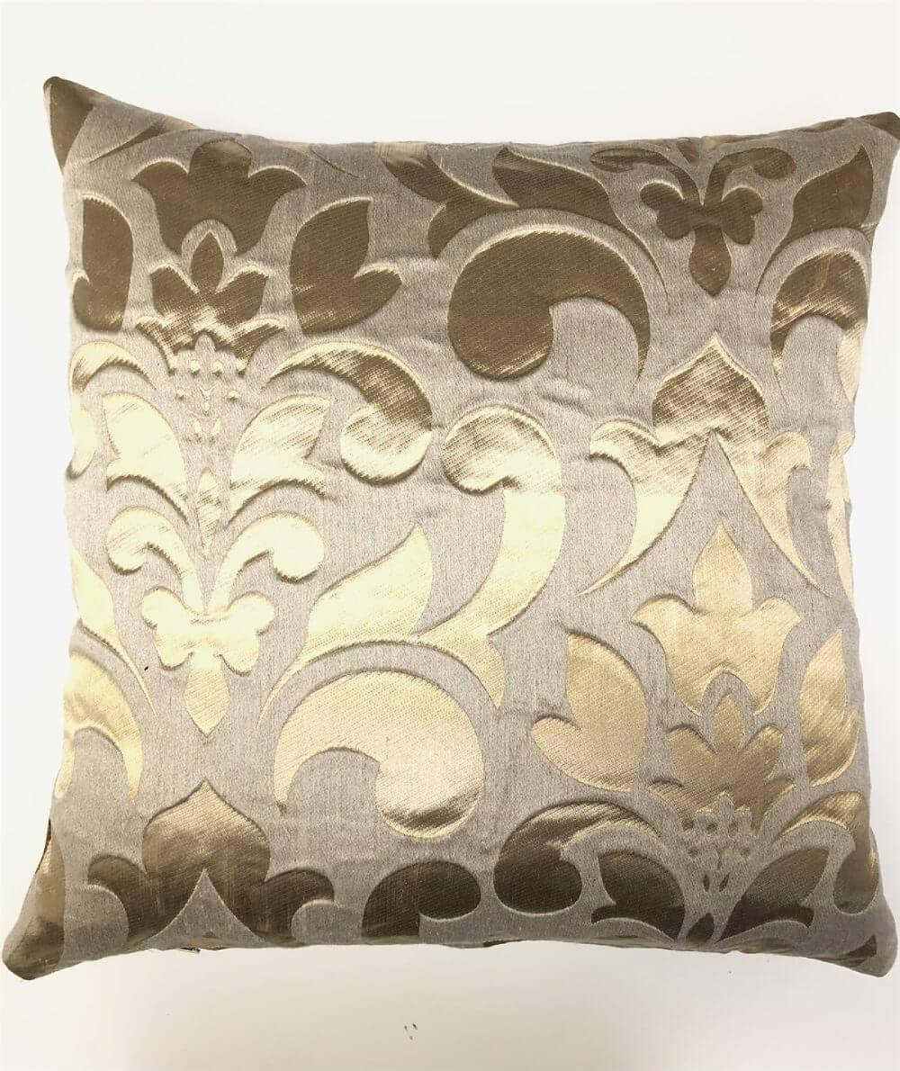 Damask Desenli Yastık