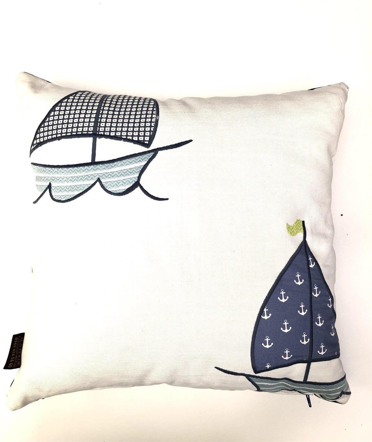 Desenli Pamuk Yastıklar