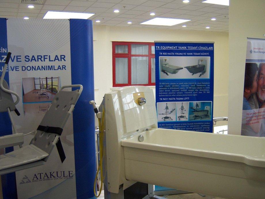 Gülhane Askeri Tıp Akedemisi, Yanık Kursu ve Çalıştayı 2009