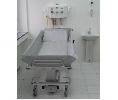 TR 4200 Hasta Yıkama ve Debridman Sedyesi