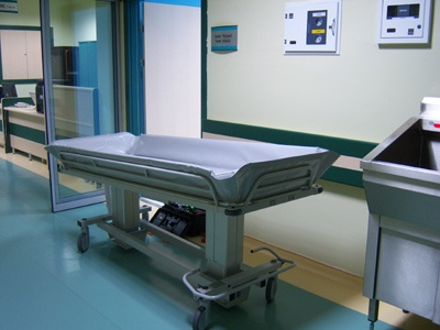 TR 4200 Hasta Yıkama Sedyesi