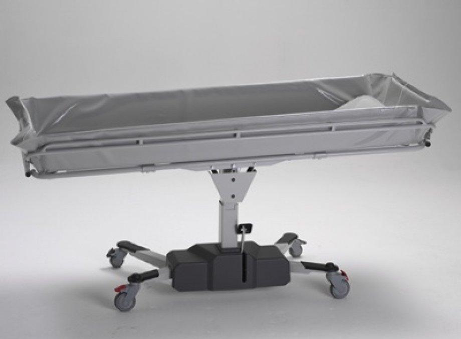 TR 3000 Shower Trolley