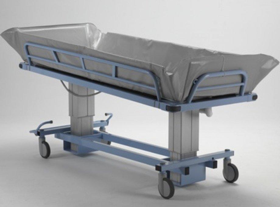 TR 4000 Atlas Bariatric Shower Trolley