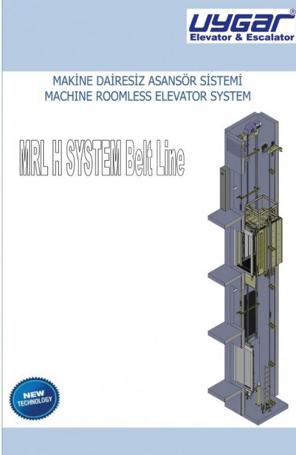 Kuyu Yerleşim Planı (MRL H Sistem)