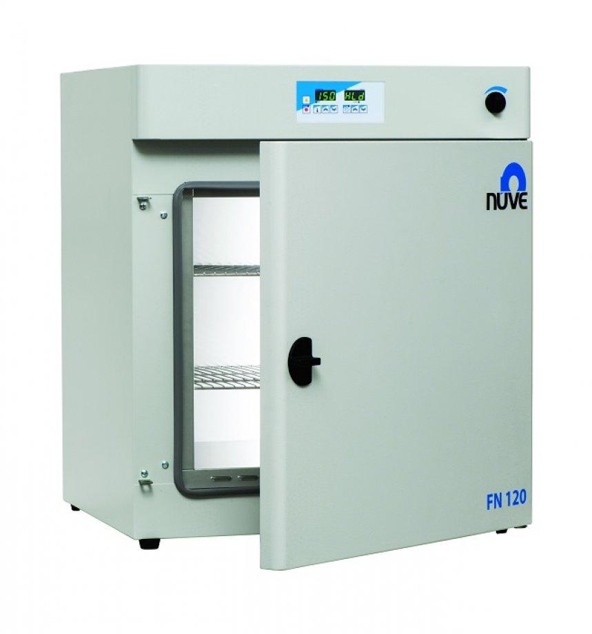 Paslanmaz Çelik Hücreli Kuru Havalı Sterilizatörler / FN 032 - FN 055 - FN120