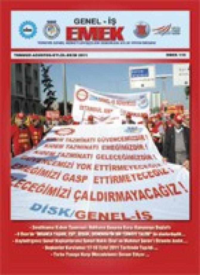 Emek Gazetesi 119. Sayı