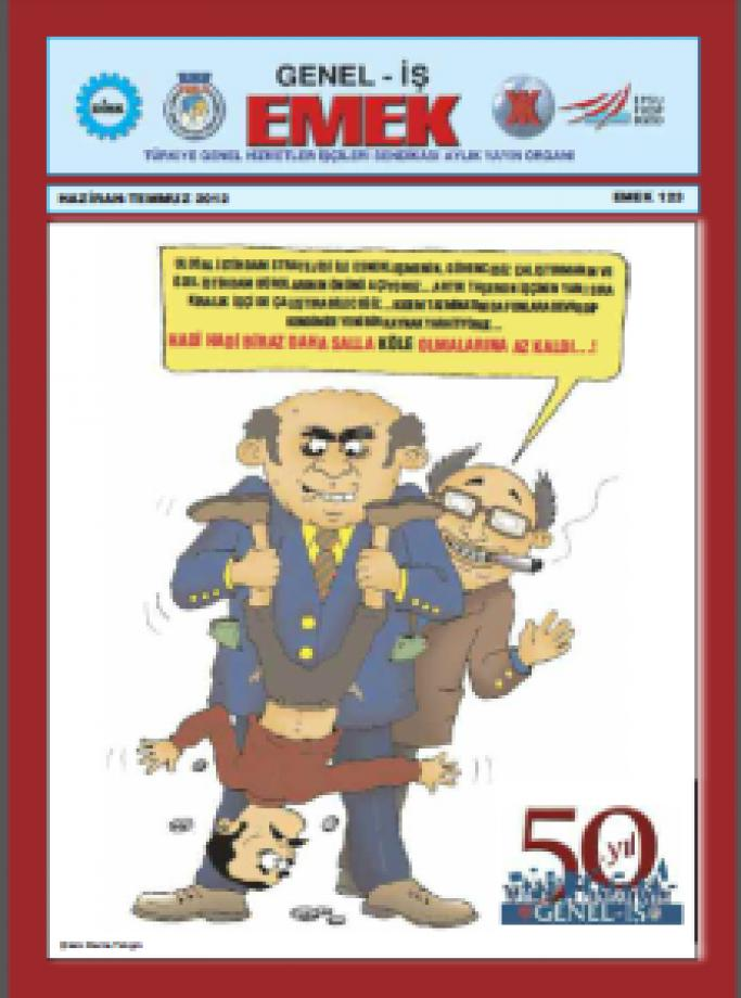 Emek Gazetesi 123. Sayı