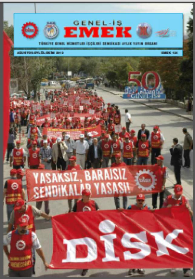 Emek Gazetesi 124. Sayı