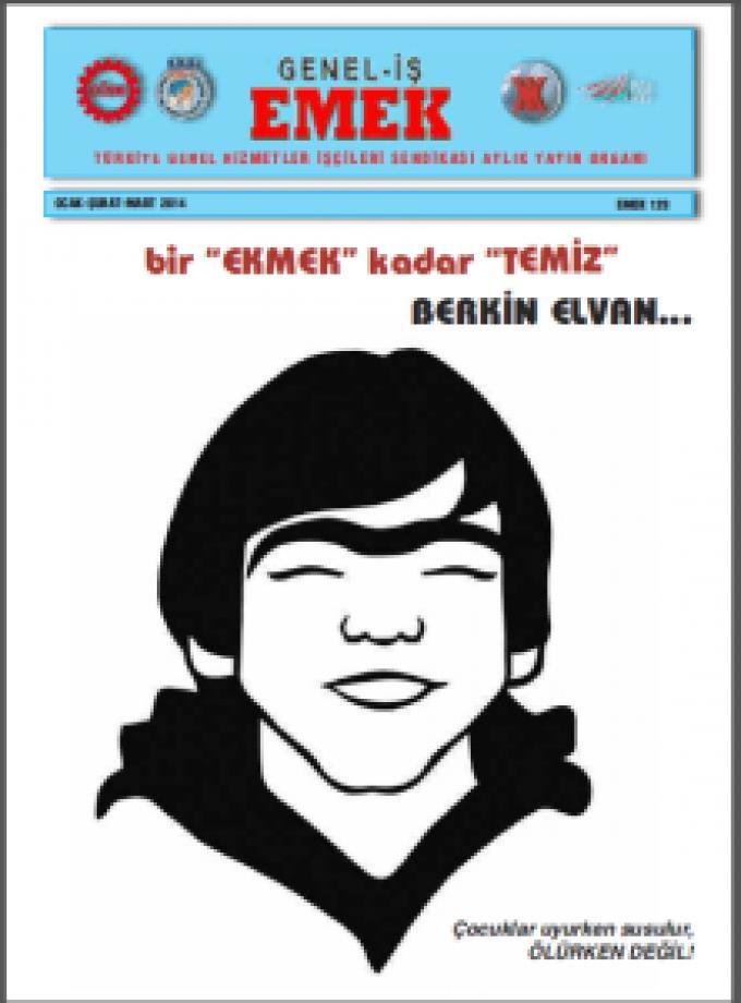 Emek Gazetesi 129. Sayı