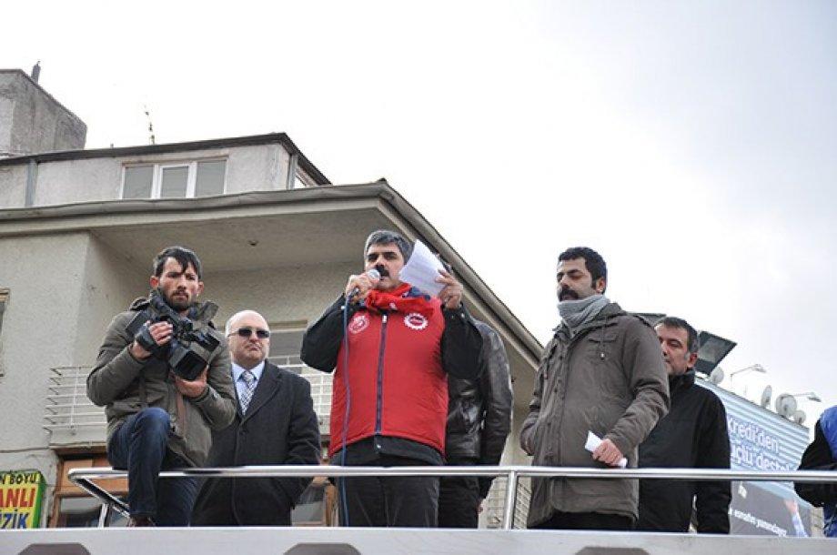 Ankara Grev Yasağına Karşı Haykırdı: Grev Haktır Yasaklanamaz!