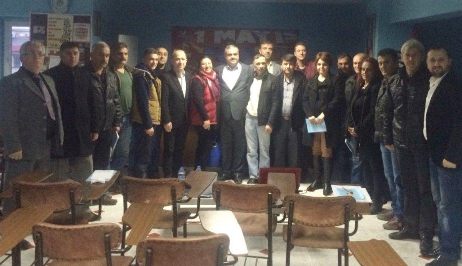 Bölgesel Kadro Ve Taşeron İşyerleri Eğitimleri: Bursa, Bandırma, Çanakkale Eğitimleri Gerçekleştirildi