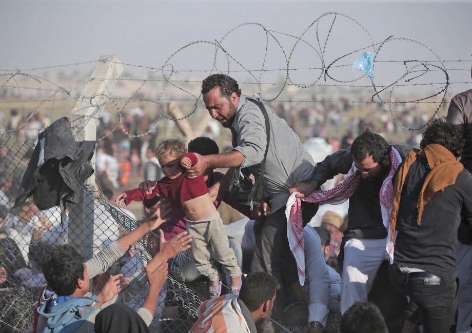 20 Haziran Dünya Mülteci Günü: Suriyeli Göçmenler
